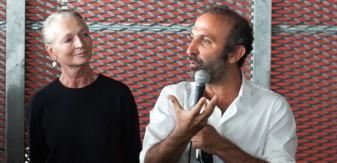 L'équipe 2014 : Youssef Tohmé, Petra Blaisse…