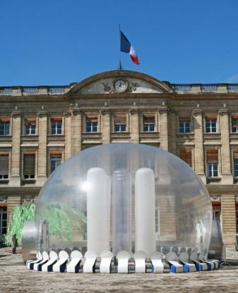 Les structures gonflables
