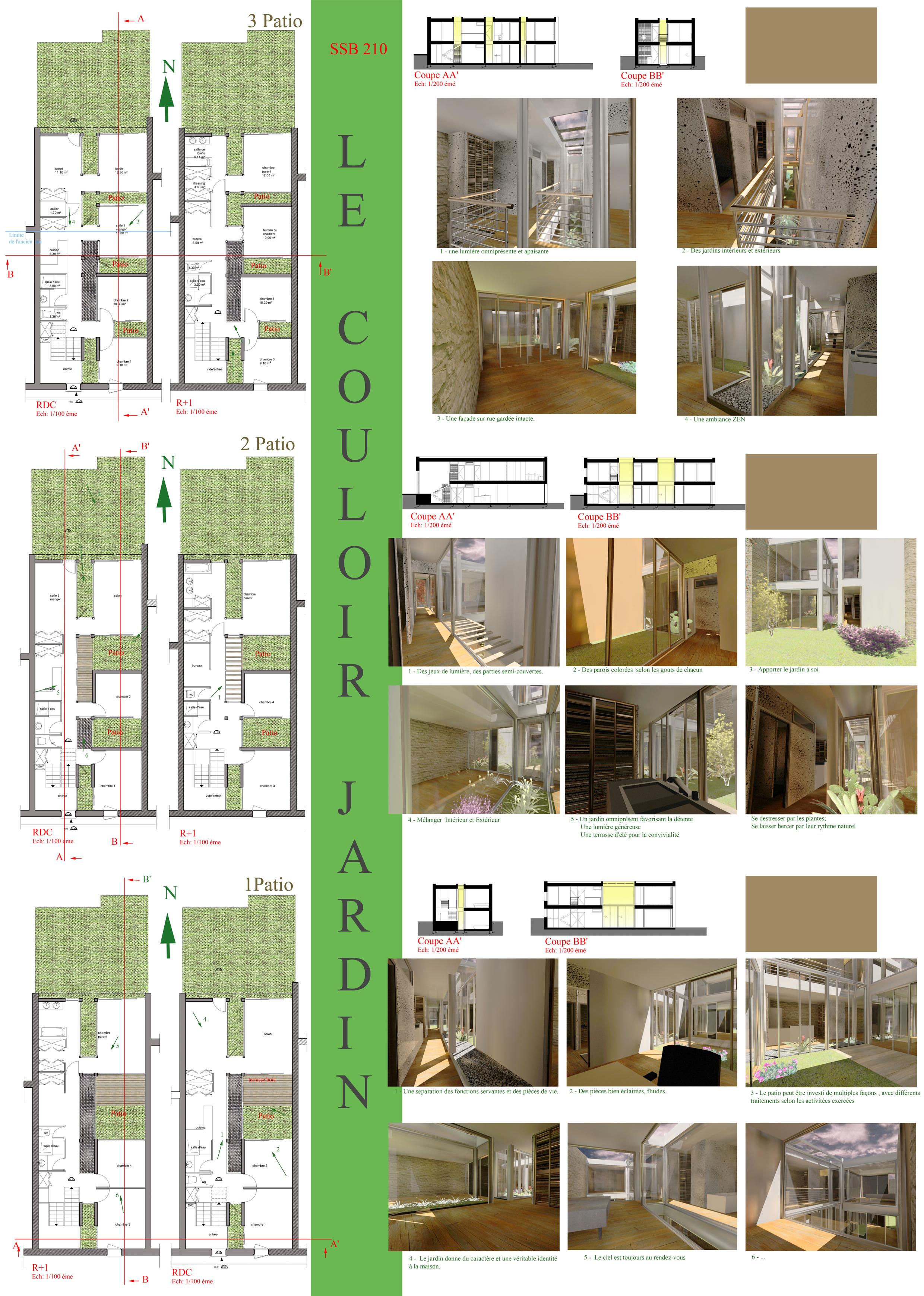 le couloir jardin agora biennale de bordeaux m tropole. Black Bedroom Furniture Sets. Home Design Ideas