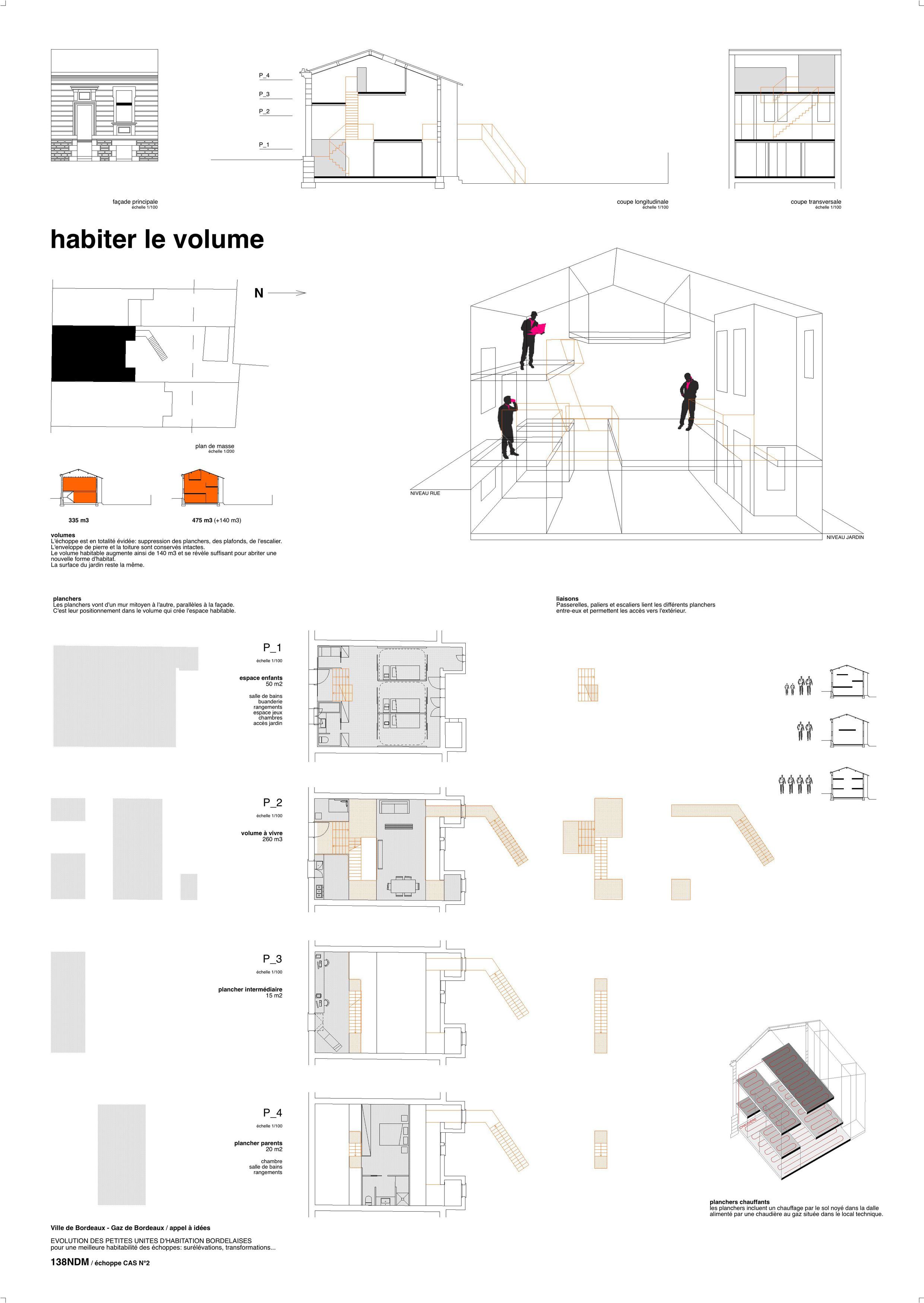Poubelle Salle De Bain Rose Fushia ~ Habiter Le Volume Agora Biennale De Bordeaux M Tropole