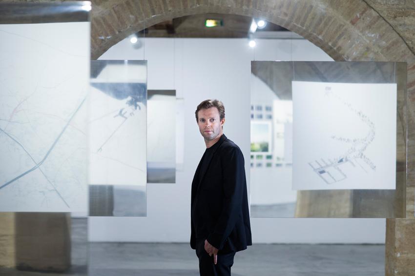 Bas Smet, commissaire d'Agora 2017