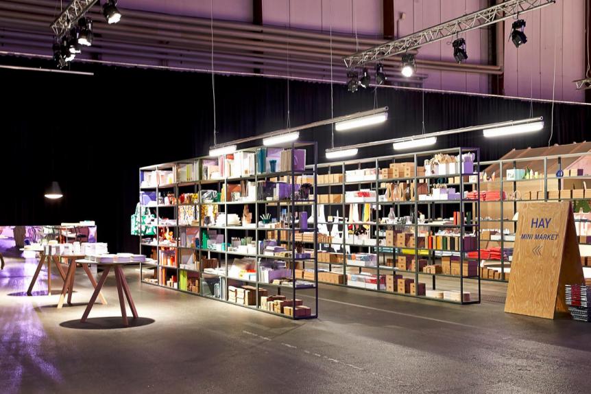 hay mini market agora biennale de bordeaux m tropole. Black Bedroom Furniture Sets. Home Design Ideas