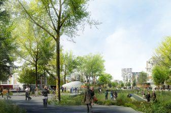 Futur Jardin de l'Ars : un parc métropolitain reflet de l'identité bordelaise