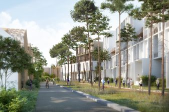 L'Oasis : un urbanisme de reconquête