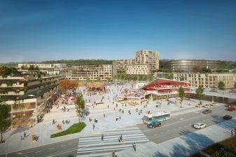 Conférence Bordeaux Belvédère: un projet partenarial pour un nouveau paysage en bord de Garonne